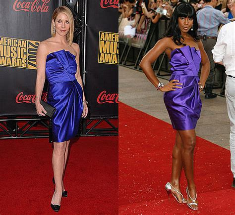 Who Wore Donna Better by Who Wore It Better Donna Karan Strapless Pleat Dress