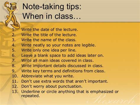 note making styles skills hub note taking skills