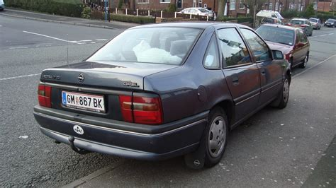 1994 Opel Vectra A Cc Pictures Information And Specs