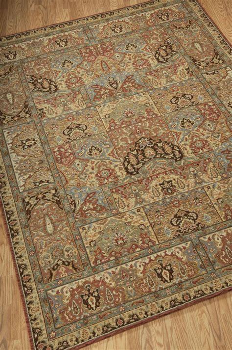 multi rug living treasures li02 multi rug by nourison