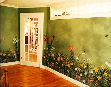 if a flower grew in a room 66 best flowers grew on the walls images on murals baby nurserys and child room