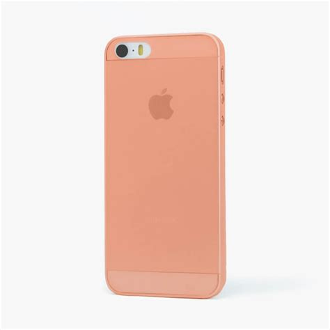 Casing Cover Ultra Thin Stealth Iphone 5 5s 5c Silicon Soft Jell thin iphone 5 5s se peel thin iphone cases