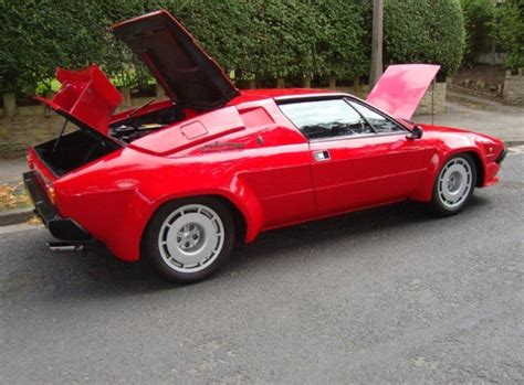 1984 lamborghini jalpa 3 5 classic italian cars for sale