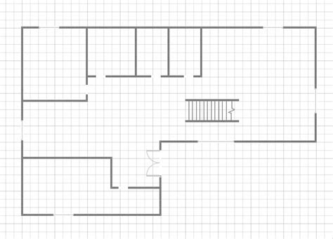 draw floor plan how to draw stairs while drawing floorplan sevenedges