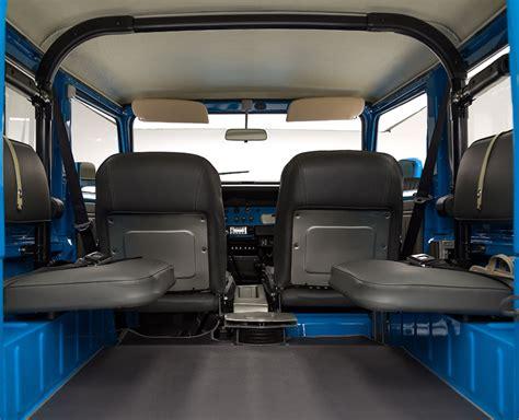 bj s custom auto upholstery toyota land cruiser эксклюзив в стиле ретро автоцентр ua