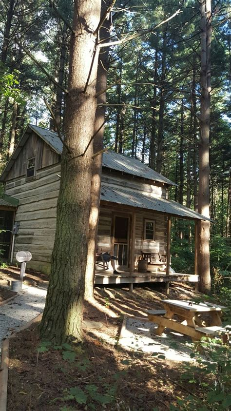 Frontier Cabins Hocking by The Green Cabin Yelp