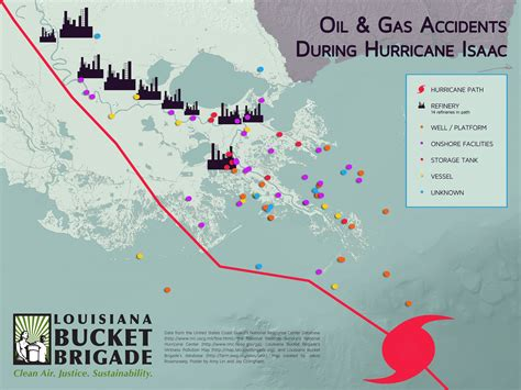 louisiana industry map institute index a negligent industry dumps on