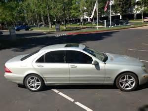 2003 Mercedes S600 Purchase Used 2003 Mercedes S600 Sedan 4 Door V12 Bi
