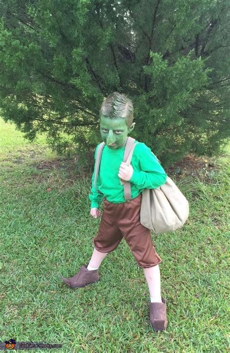 clash  clans kids costume photo