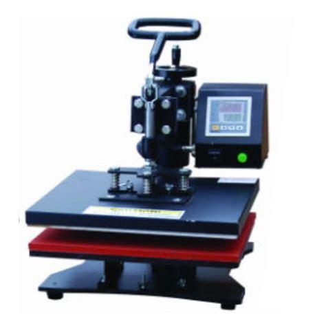 Mesin Heat Press pelapak mesin press sablon kaos heat