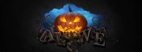 scary happy halloween  facebook timeline cover  images designbolts