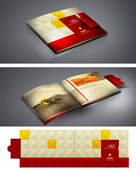 Brochure Design Ideas by 50 Beautiful Printed Brochure Designs For Your Inspiration Hongkiat