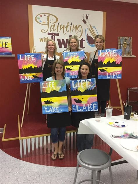paint with a twist coupon code 2015 painting with a twist 275 harbison blvd columbia sc