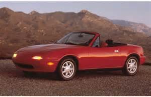mazda miata the 25 best cars of the 90s complex