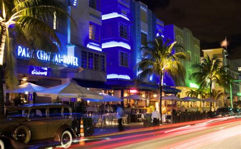 Top Bars In Miami by Best Miami Nightclubs To Visit Cavalier Hotel