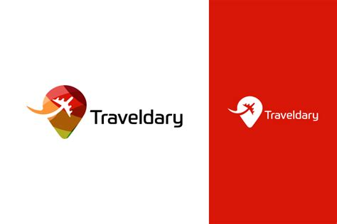 logo design pdf logo design by d4designer for traveldary travel agency