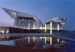 architect designs wuxi grand theatre design in china e architect