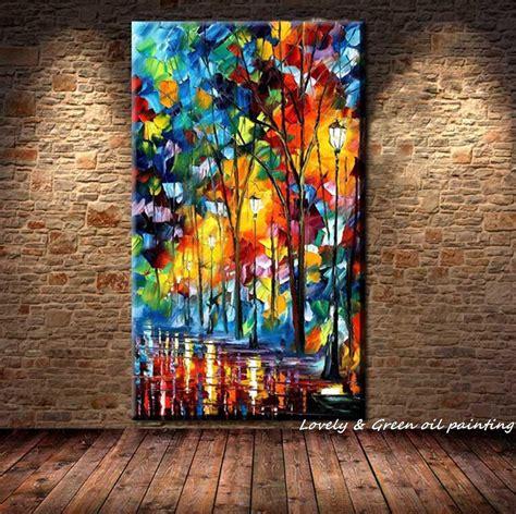 imagenes abstractas modernas aliexpress com comprar grande pintado a mano abstracta