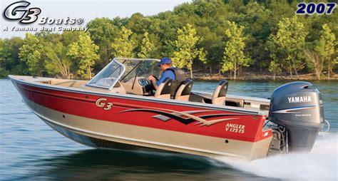 g3 boats angler v175fs research g3 boats v175fs multi species fishing boat on