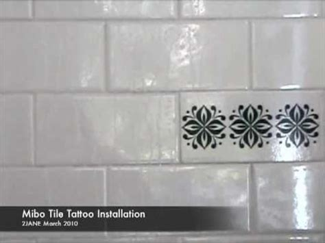 bathroom tile tattoos tile tattoos bathroom studio design gallery best