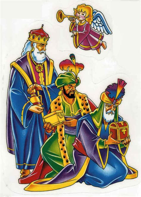 imagenes reyes magos para niños reyes magos