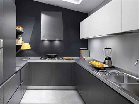 Modern Minimalist Kitchen Design Model 4 Home Ideas