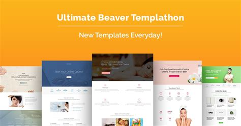 Beaver Builder Templates New Page Templates Every Day Beaver Builder Templates
