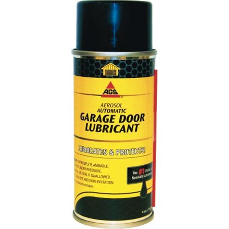 Garage Door Grease Ags 4 Oz Automatic Garage Door Lubricant Gdl 6