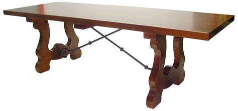 The Of Mesa mesa de madera de pino 4 patas