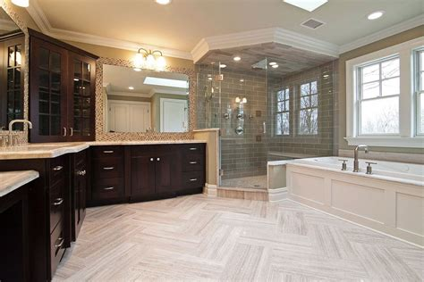 tile master bathroom ideas master bath bathroom design ideas