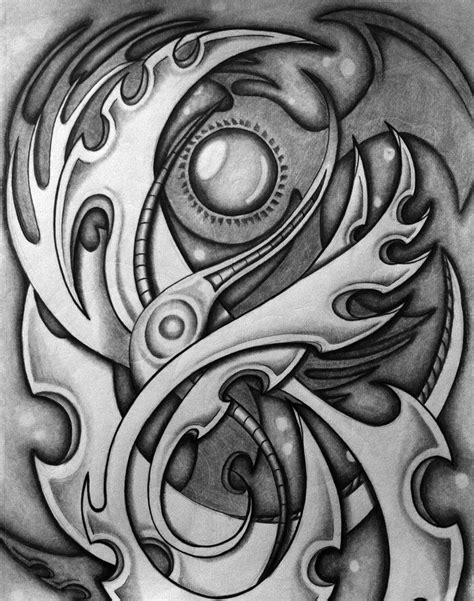 design tattoo biomechanical warna biomechanical tattoo google search tattoos body