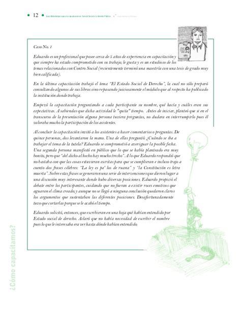 a debate gua metodolgica modulo 00 gu 237 a metodol 243 gica para la capacitaci 243 n en control social
