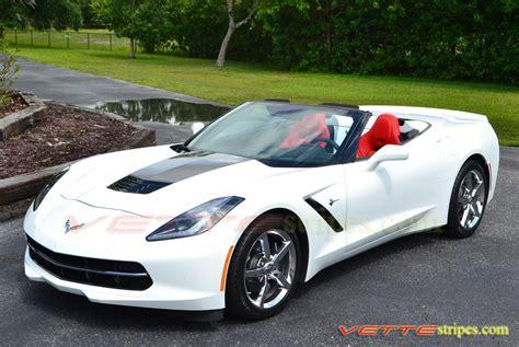 corvette stripes corvette stinger stripe autos post