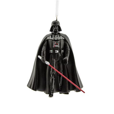 star wars hallmark darth vader christmas ornament
