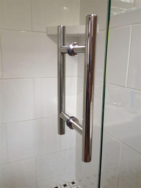 Frameless Shower Door Handle Shower Door Handles Virginia Shower Door Llc Richmond Va 804 784 7244
