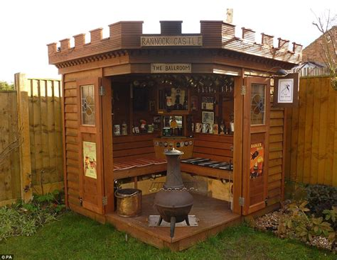 Best Sheds Uk by 2015 Shed Of The Year Entries Include Japanese Tea House