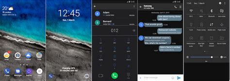 themes in samsung galaxy themes thursday here are the best themes from this week