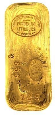 compagnie des m 195 169 taux pr 195 169 cieux 500 grams cast 24 carat