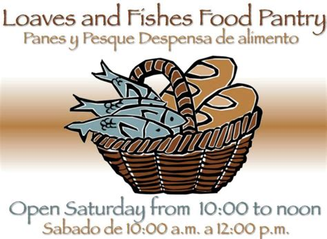 loaves and fishes food pantry global outreach harvest evangelical free church