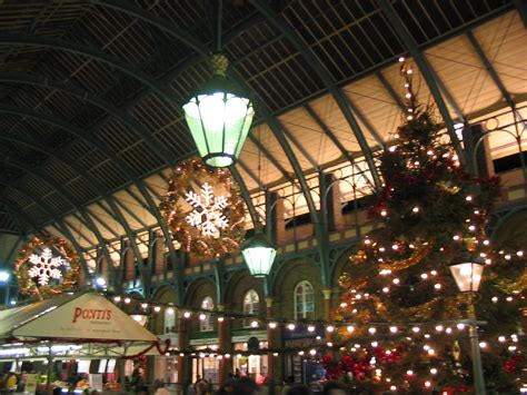 the perfect christmas in london itinerary