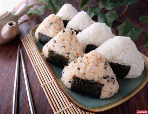 onigiri nasi kepal simpel murah meriah ala jepang