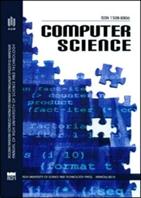 agh university  science  technology journals