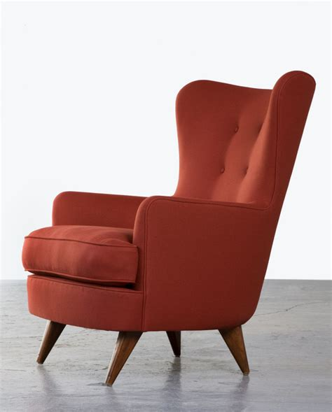 Oversized Reading Chair For Sale Joaquim Tenreiro Early Reading Chair 1950 Available