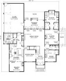 Floor Plans For Luxury Homes by Faroe Luxury Home Plan 055s 0022 House Plans And More