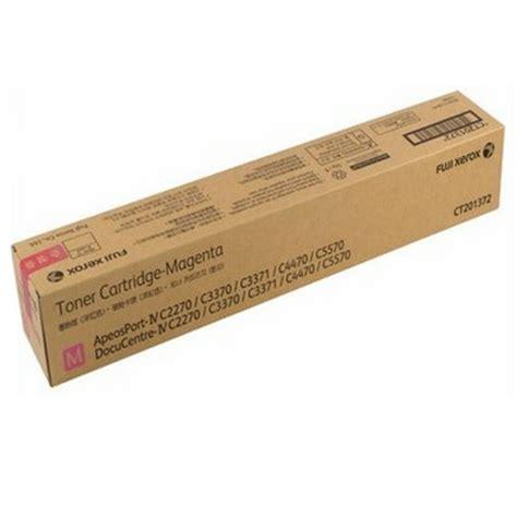 Toner Fuji Xerox Ct200541 Magenta Original fuji xerox ct201372 genuine magenta toner cartridge yield 15k pages