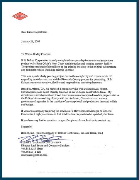 Letter Clients Client Letters