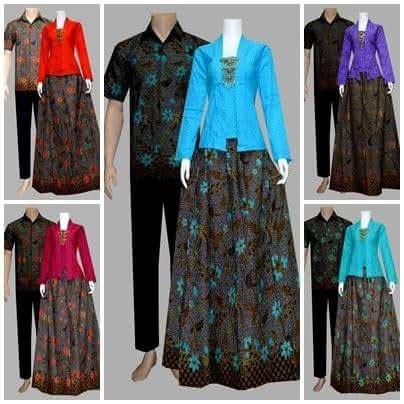 Gamis Murah Cantik Gamis Bahan Embos 100 gambar gamis batik embos terbaru dengan gambar d1692