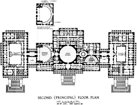 floor plan of the us capitol building united states capitol howlingpixel