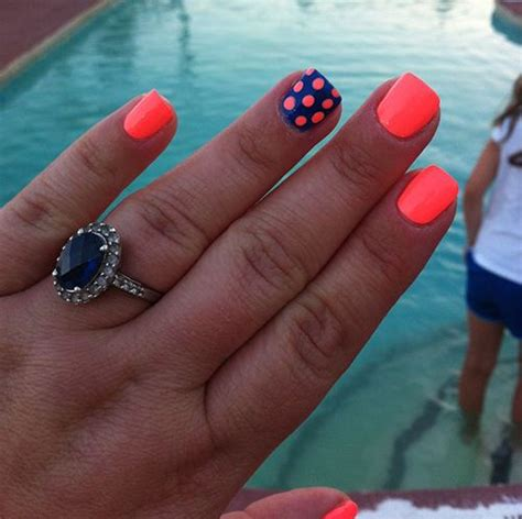 bright pattern nails 17 best ideas about bright nail designs on pinterest fun