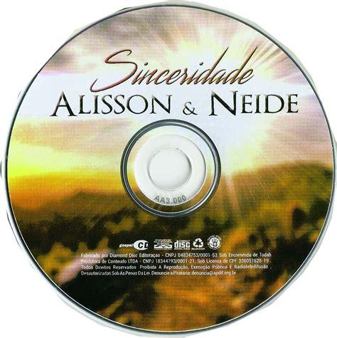 Cd Original cd original alisson neide sinceridade oficial